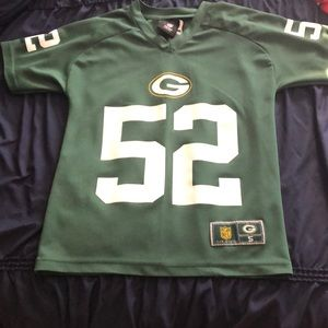 Team Apparel Shirts & Tops - Green Bay Packers Clay Matthews youth jersey.